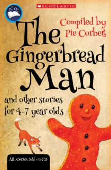The Gingerbread Man and other stories for 4 to 7 year olds, Mixed media product Book