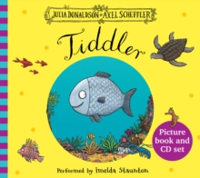 Tiddler, Mixed media product Book