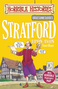 Gruesome Guides: Stratford-upon-Avon, Paperback / softback Book