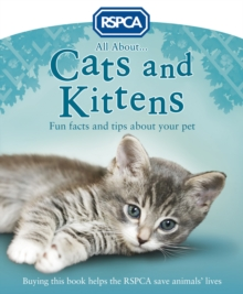 All About Cats and Kittens, Paperback Book
