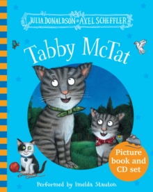 Tabby McTat, Mixed media product Book