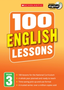 100 English Lessons: Year 3, Mixed media product Book