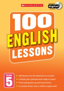 100 English Lessons: Year 5, Mixed media product Book