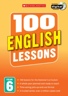 100 English Lessons: Year 6, Mixed media product Book