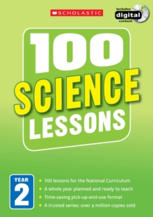 100 Science Lessons: Year 2, Mixed media product Book