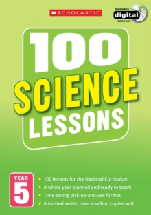 100 Science Lessons: Year 5, Mixed media product Book