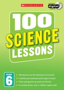 100 Science Lessons: Year 6, Mixed media product Book
