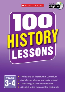 100 History Lessons: Years 3-4, Mixed media product Book