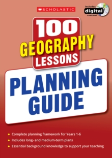 100 Geography Lessons: Planning Guide, Mixed media product Book