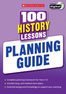 100 History Lessons: Planning Guide, Mixed media product Book
