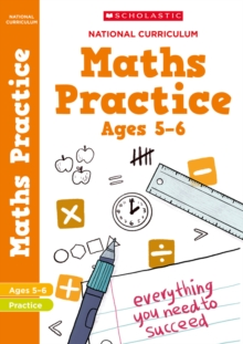 National Curriculum Maths Practice Book for Year 1, Paperback / softback Book