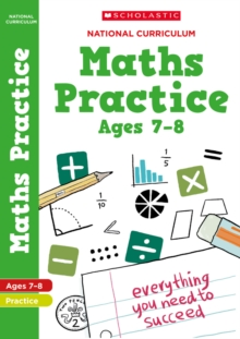 National Curriculum Maths Practice Book for Year 3, Paperback / softback Book