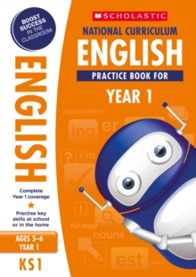 National Curriculum English Practice Book for Year 1, Paperback Book