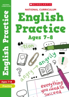 National Curriculum English Practice Book for Year 3, Paperback / softback Book
