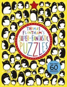 Thomas Flintham's Super-Fantastic Puzzles, Paperback / softback Book