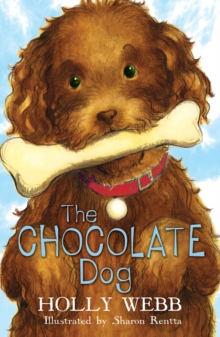 The Chocolate Dog, Paperback Book