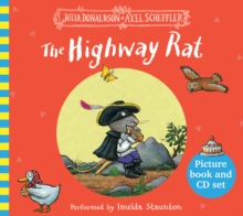 The Highway Rat, Mixed media product Book