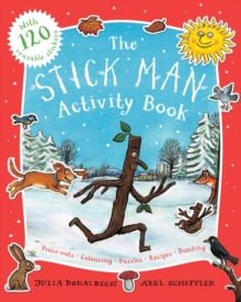 The Stick Man Activity Book, Paperback Book