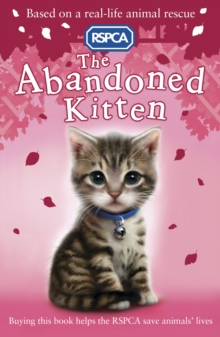 The Abandoned Kitten, Paperback Book