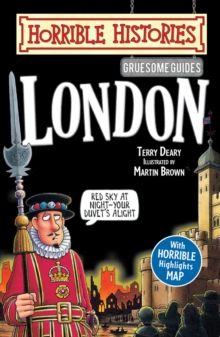Horrible Histories Gruesome Guides : London, EPUB eBook