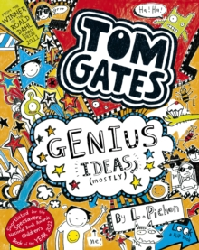 Genius Ideas (mostly), Paperback Book