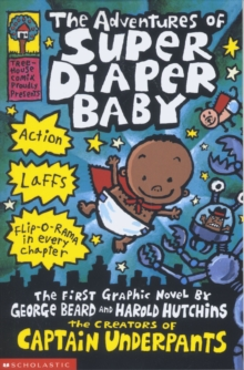 The Adventures of Super Diaper Baby, EPUB eBook