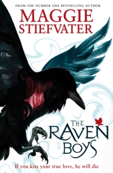 The Raven Boys, Paperback Book