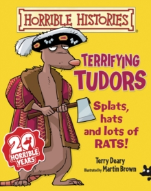 Terrifying Tudors, Paperback Book