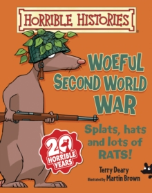 The Woeful Second World War, Paperback Book