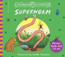Superworm, Mixed media product Book
