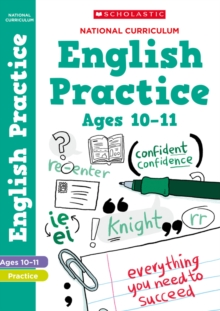 National Curriculum English Practice Book for Year 6, Paperback / softback Book