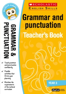 Grammar and Punctuation Year 3, Mixed media product Book