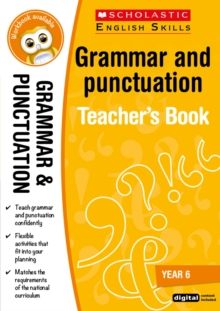 Grammar and Punctuation Year 6, Mixed media product Book