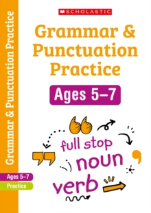 Grammar and Punctuation Years 1-2 Workbook, Paperback / softback Book