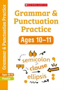 Grammar and Punctuation Year 6 Workbook, Paperback Book