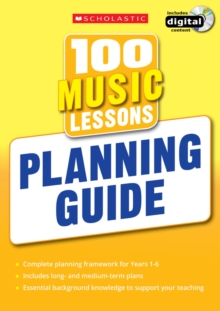 100 Music Lessons: Planning Guide, Mixed media product Book