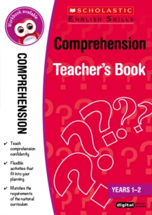 Comprehension Teacher's Book (Years 1-2), Mixed media product Book