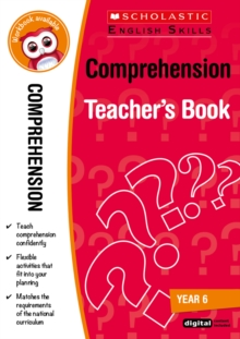 Comprehension Teacher's Book (Year 6), Mixed media product Book