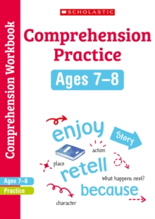 Comprehension Workbook (Year 3), Paperback / softback Book