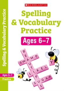 Spelling and Vocabulary Workbook (Year 2), Paperback / softback Book