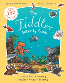 The Tiddler Activity Book, Paperback / softback Book