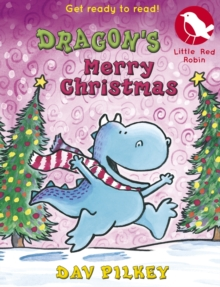 Dragon's Merry Christmas, Paperback Book