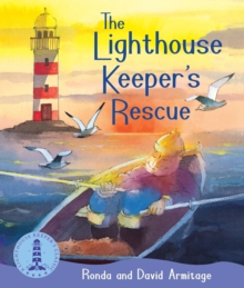 The Lighthouse Keeper's Rescue, Paperback Book