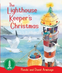 The Lighthouse Keeper's Christmas, Paperback Book