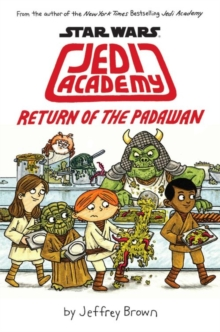 Return of the Padawan, Hardback Book