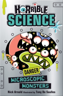 Horrible Science : Microscopic Monsters, EPUB eBook
