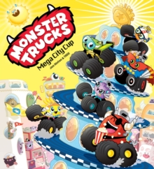 Monster Trucks: Mega City Cup, Paperback Book