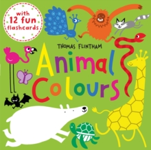 Animal Colours (BB), Paperback Book