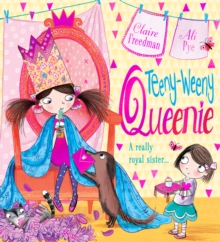 Teeny-weeny Queenie, Paperback / softback Book