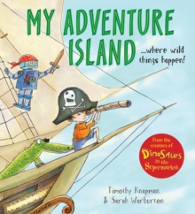My Adventure Island, Paperback Book